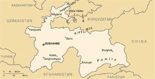 map_tajikistan
